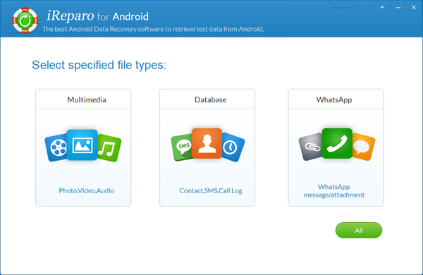 Recover Deleted Android Videos/Audios with Jihosoft Android Recovery