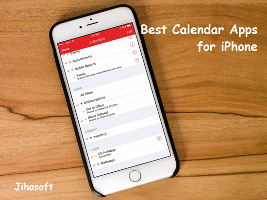 Best Free Calendar Apps for iPhone in 2019