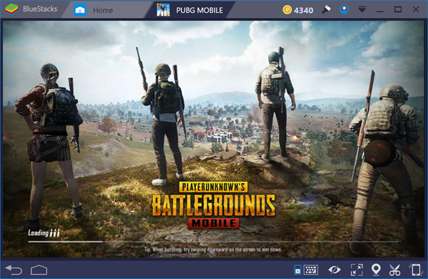 BlueStacks is one of the best PUBG Android Emulators for PC.