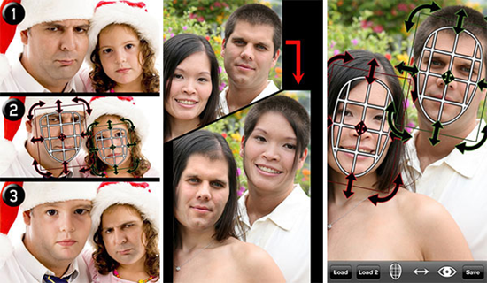 iSwap Faces is one of the best Face Swap Apps for iPhone.