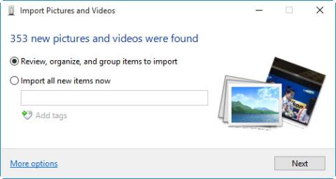 Import & Transfer iPhone Photos onto Windows 8 PC