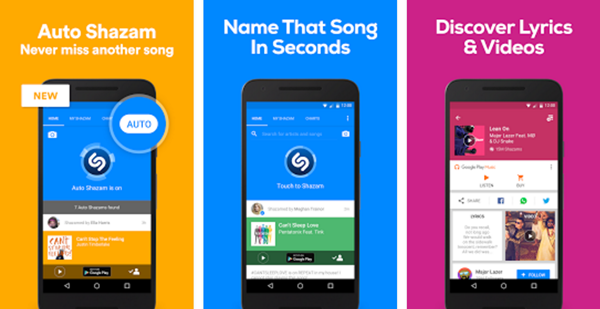 Shazam is best Song Finder Apps to Recognize What Song is This.