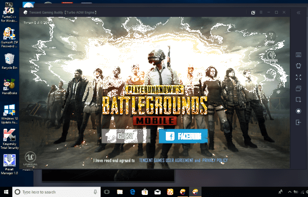 Tencent Gaming Buddy is one of the best PUBG Android Emulators for PC.