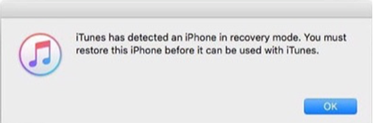 Put iPhone into DFU Mode (iOS 12 or iPhone XS/X/7/8/6s)