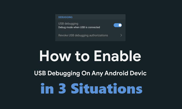 Android USB Debugging