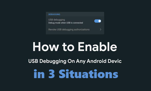 usb debugging not working samsung s4