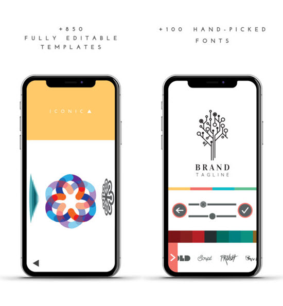 9 Best Logo Design Apps for iPhone and iPad in 2019