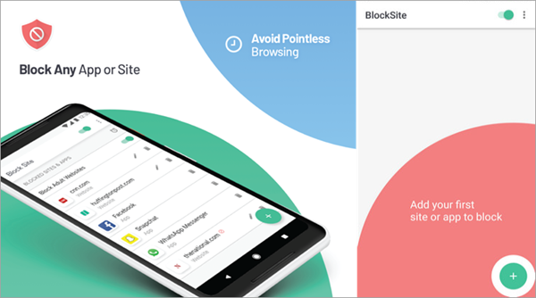 BlockSite - Block Distracting Apps & Sites