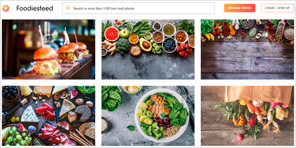 FoodiesFeed is Best Stock Photo Websites to Download Free Stock Photos.