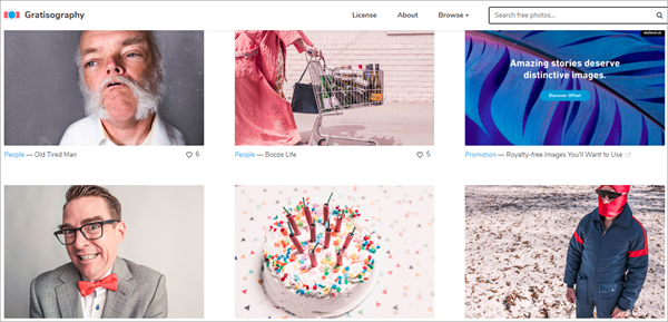 Gratisography is Best Stock Photo Websites to Download Free Stock Photos.