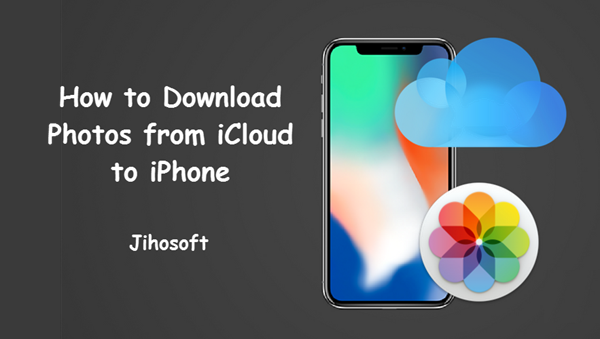 Download Photos from iCloud to iPhone