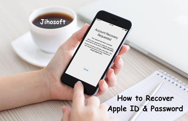 How to recover Your Forgotten Apple ID and Password