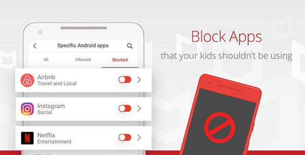 McAfee Safe Family: Limit Kids Screen Time & Control Apps