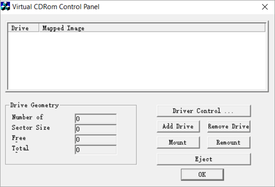 Microsoft Virtual CD-ROM Control Panel is best Software to Mount ISO Files.