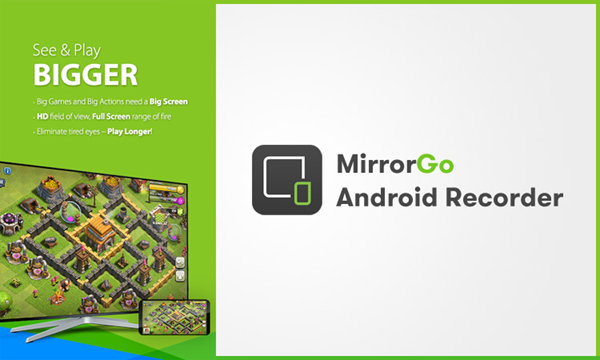MirrorGo Android Recorder (for Android & Windows) can save Snapchats Secretly.