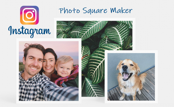 Make Photo Square for Instagram
