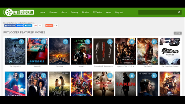 Putlocker is one of the best Movie Sites for You to Download Free 4k Movies.