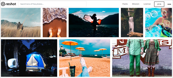 Reshot is Best Stock Photo Websites to Download Free Stock Photos.