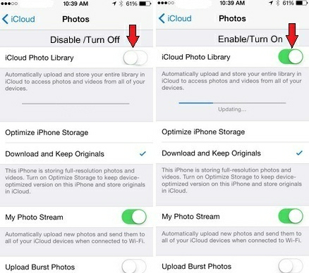 How to Download Photos from iCloud to iPhone or iPad