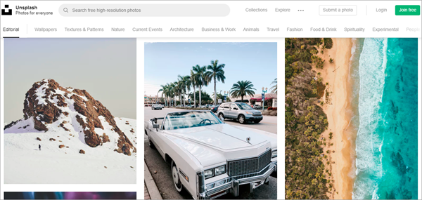Unplash is Best Stock Photo Websites to Download Free Stock Photos.