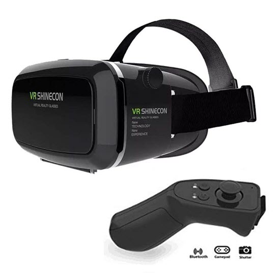 KAMLE is best Virtual Reality Headsets for iPhone Users.