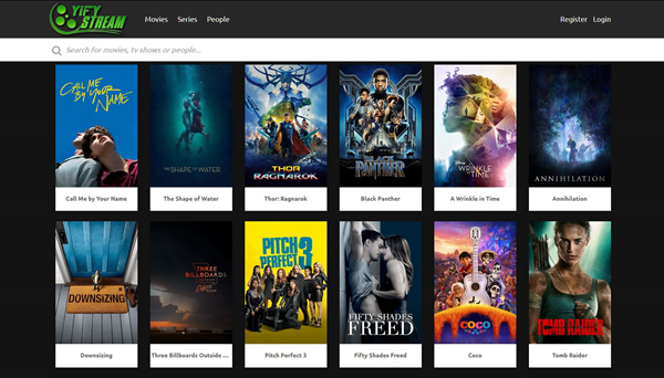 Yify (later known as YTS) is one of the best Movie Sites for You to Download Free 4k Movies.
