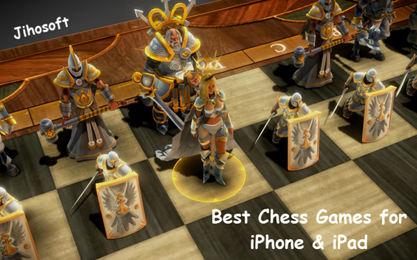 Best Chess Apps for iPhone.