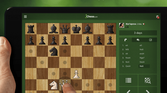 Chess – Play & Learn is one of the Best Chess Apps for iPhone.
