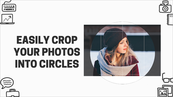 How to Crop Images into Circle Shapes