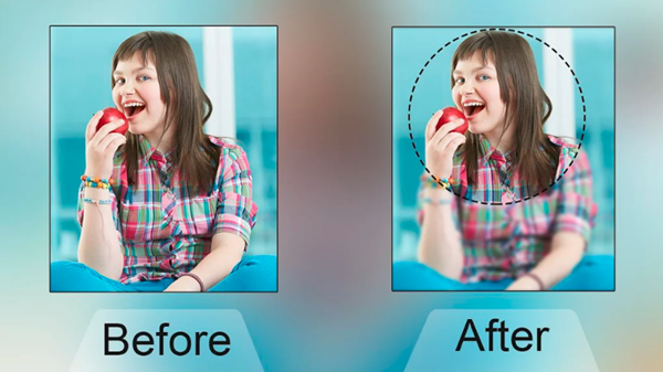 Focus Effects is one of the Best Apps to Blur Photo Background.
