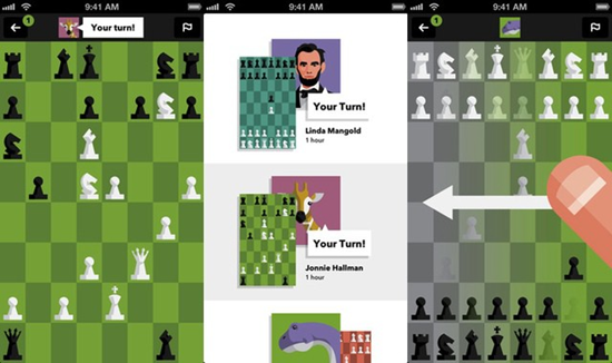 Tall Chess is one of the Best Chess Apps for iPhone.