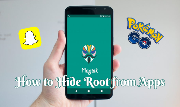 Make snapchat work on rooted android