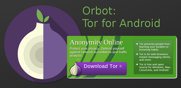 Orbot is Top Hacking Apps for Android Phones without Root.