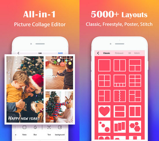 10 Best Photo Collage Apps for iPhone/iPad in 2019