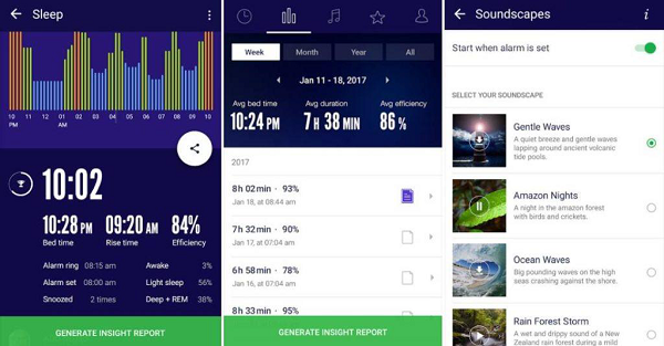 Sleep Time is one of the Top Android Sleep Tracker Apps.
