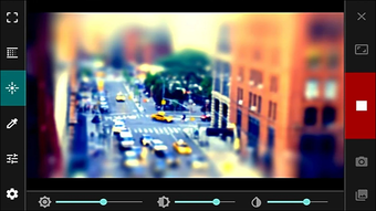 Tilt-Shift Camera is one of the best Tilt Shift Camera Apps for Android.