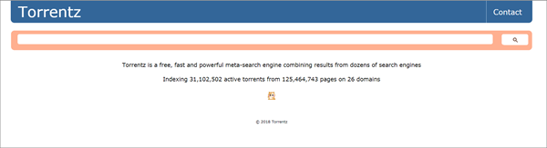 Torrentz2 is one of the Best Torrent Search Engine Sites.