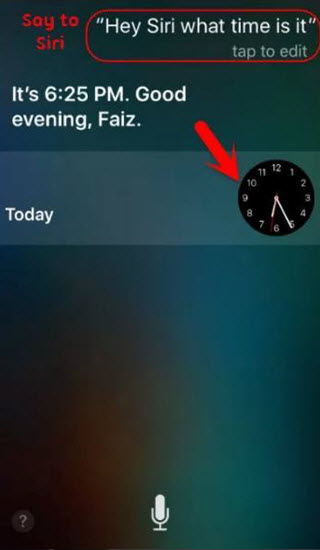 How to Unlock Disabled iPhone without Losing Data via Siri