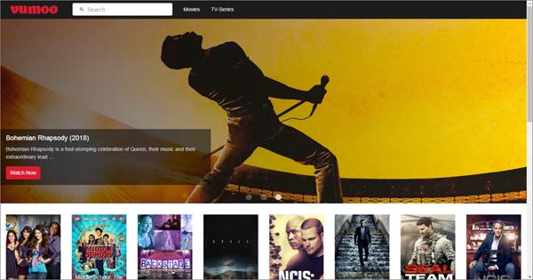 Vumoo is Best Free Movie Streaming Sites like Pubfilm.