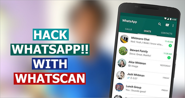 Whatscan is Top Hacking Apps for Android Phones without Root.