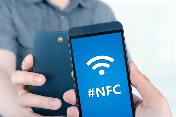 Transfer Music from Android to Android using NFC