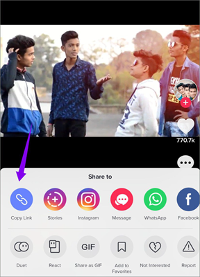 How to Download TikTok Videos Online Free Through the Total Files App?
