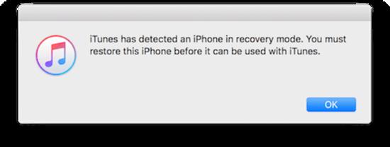 Fix a Bricked iPhone Using DFU mode