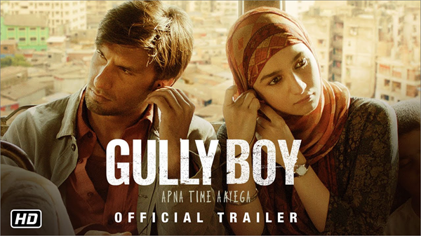 Gully Boy Full Movie.