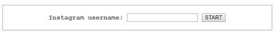 Using Instahax0r to Hack the Instagram Password
