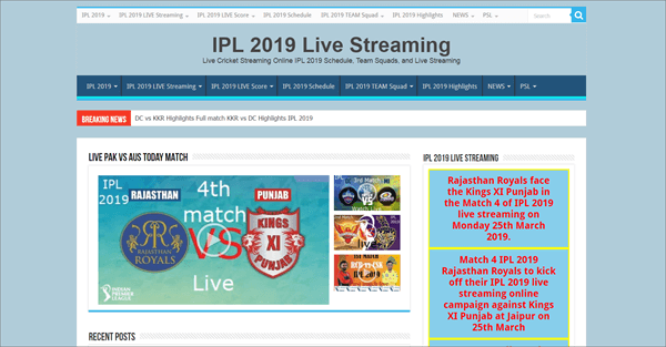 PSL 4 Live Streaming is best Streaming Sites to Watch Live Cricket Streaming and Scores.