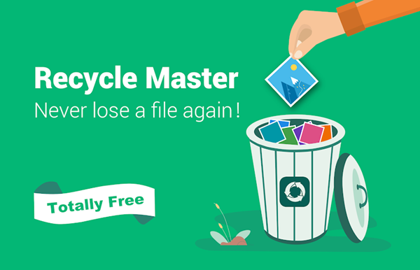 Recycle Master - Recycle Bin, File Recovery