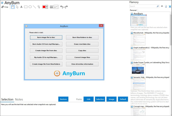AnyBurn is one of the bop best Free DVD Burning Software.