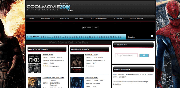 CoolMovieZone is one of the best Movie Sites for You to Download Free 4k Movies.