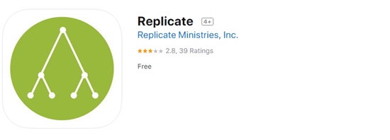 Replicate is one of the best Offline & Free Bile Apps for iPhone.